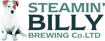 Steamin' Billy logo